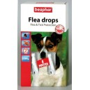 EAPHAR Flea Drops Small Dog
