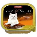 Animonda Vom Feinsten Pure - konservi kaķiem ar cāli - 100g