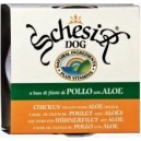 Schesir konservi suņiem: Vista/aloe 170g