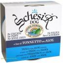 Schesir konservi kucēniem: Tuncis/aloe 170g