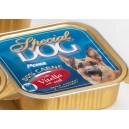 Monge SPECIAL DOG pastēte 150g - ar liellopu gaļu