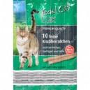 Edel Cat  колбаски для кошек с птицей и кроликом 10Шт.