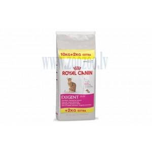 Royal Canin Exigent 35/30 Savoir Sensation 10kg + 2KG GRATIS.