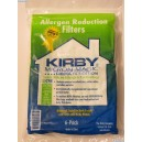 KIRBY MICRO FILTRATION VACUUM CLEANER BAGS