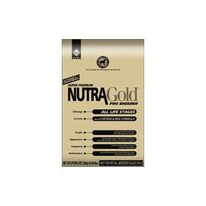 Nutra Gold Holistic Breeder Formula for Dogs 20 kg