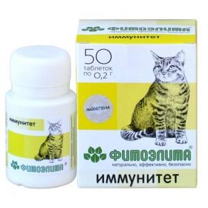 Fitoelite Imunitāte kaķiem