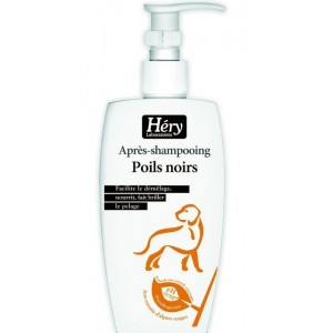 Après-Shampooing Poils Noirs
