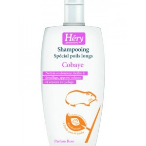 Shampooing Cobaye Poils Longs 125ml