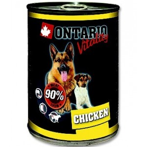 Ontario Dog Can Vitality Chicken