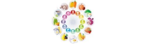 Vitamīni un barības piedevas