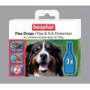 BEAPHAR Flea Drops for Large Dogs