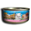 Princess Chicken & Tuna with Shrimp 70g.