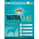 Nutra Gold Holistic Salmon & Potato Adult Dog