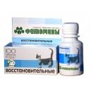 Fitomīni ar atjaunojošu fitokompleksu kaķiem - 50g (100gab.)